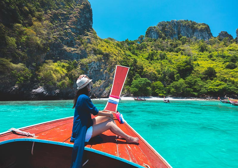 Thailand travel grows due to SEXY tourism strategy